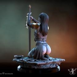 Rinoceronte con cria