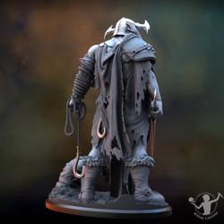 Peana cuadrada negra 20x4