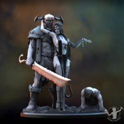 Peana redonda negra 12x4
