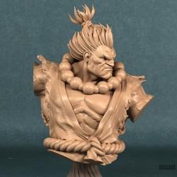 Gunnhild, lider del clan wolf