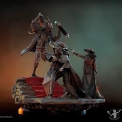 Legionnaire with Bugle for...
